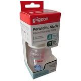 PIGEON Botol PP RP 50ml Badak with S Type Silicone Nipple [PR010322] - Botol Susu